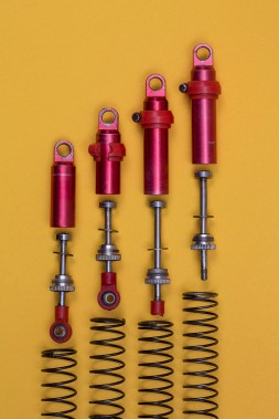 Optima parts, Oil-Shock set